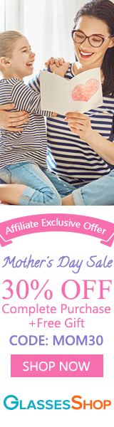 Exclusive Mother's Day Offer for our Affiliates!  Take 30% off your complete purchase!