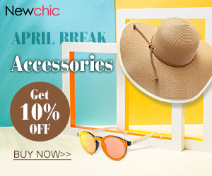 10% Off Accessories & Outdoors