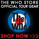 The Who Official Merchandise