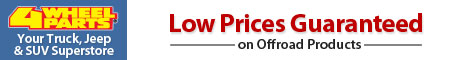 4WheelParts.com Low Prices Guaranteed on truck and Jeep accessories