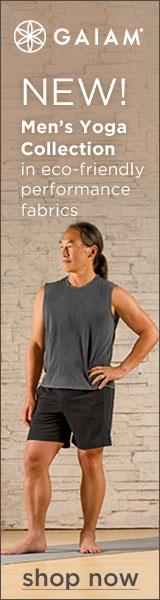 Gaiam.com - Organic Home Goods, Natural Clothing & Everything Yoga! Click Here!