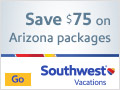 Save $75 on an Arizona Adventure