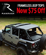 Rampage TrailView with free Rocker Panel