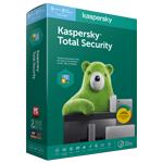 Denmark - Kaspersky Total Security