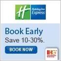 Save up to 20% at Holiday Inn Express Hotels!