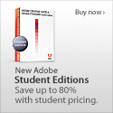Adobe CS4 Design Standard - Student Edition