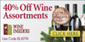 Wine Insiders Promotion