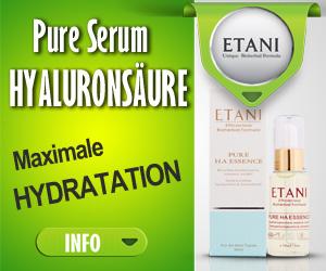 ETANI Naturkosmetik Hyaluronsäure Serum - HA Konzentrat