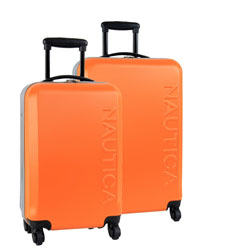 Nautica Ahoy 2 Piece Luggage Set Now Only $116.97 Org. $700.00 Plus Free Shipping. Use Promo Code AHOYLG at checkout.