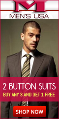 2 Button Suits