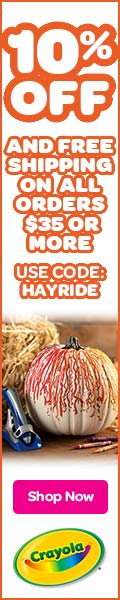 120x600 10% off and Free Shipping on $35 with HAYRIDE