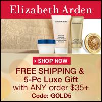 Elizabeth Arden: Free 7-Piece Gift & Free Shipping