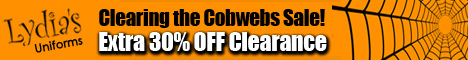 20% Off Grey's Anatomy @ Lydia's Uniforms