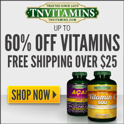 TNVitamins - Up To 60% Off Vitamins & Supplements