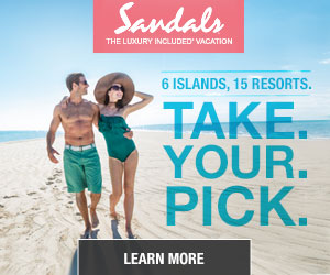 Destination Weddings at Sandals Resorts