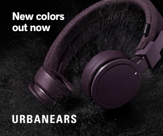 Urbanears - New colors Sping Summer 2017