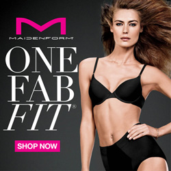 One Fabulous Fit available at maidenform.com