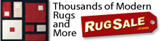 Modern styles available at RugSale.com