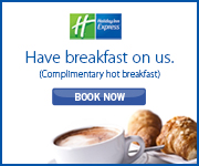 Stay Revved with Free Hot Breakfast