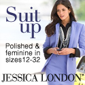 Plus Size Suits from Jessica London