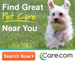 Find care for your pets at Care.com Boston MA