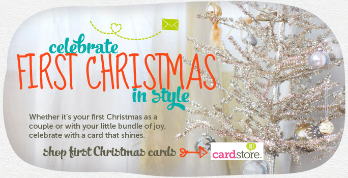 Celebrate First Christmas in Style with Cardstore! Shop First Christmas Cards Now!