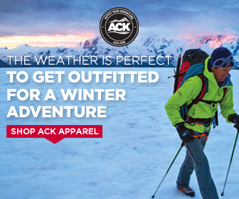 Shop trekking gear at ACK!