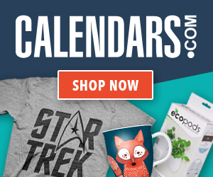 Find Gifts on Calendars.com