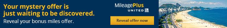 Mystery Bonus! Buy United MileagePlus points and get up to 100% bonus.