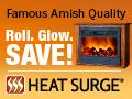 Heat Surge Amish Fireplaces