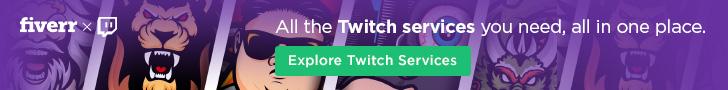 728x90 Explore Twitch Services