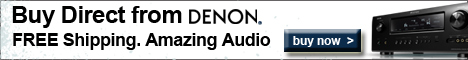 Denon - Buy Direct. Free Shipping.