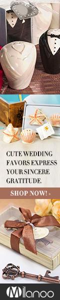 Cute wedding favors experss your sincere gratitude