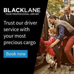 Blacklane Driving Service
