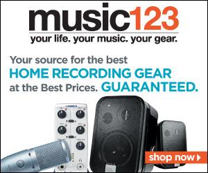 Music 123. Life. Music. Gear.