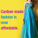 Your custom made dress in 15 days !