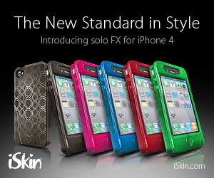 iSkin solo FX for iPhone 4