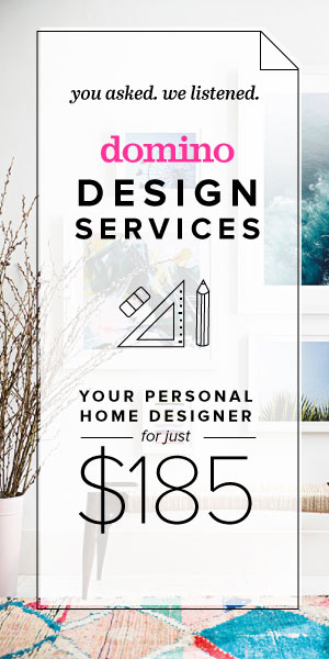 Your Personal Home Designer For Just $185 At Domino!