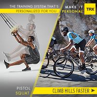 Make It Personal - TRX Training - Cycling