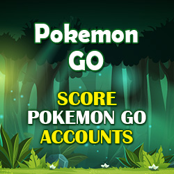 Score Pokemon Go Accounts