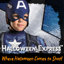 Save on ALL Costumes at Halloween Express
