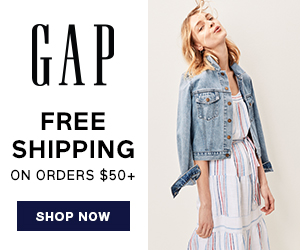 Gap.com EveryDay Free Shipping