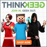 Shop ThinkGeek!