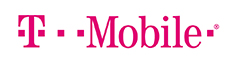 234x60: T-Mobile Logo