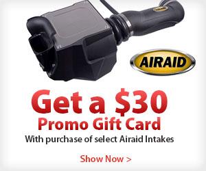 Airaid Air Intake Systems