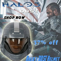 Halo 3 ODST Helmet
