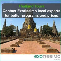 Exotissimo Thailand: Perfect tours, best prices.