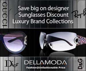 Save big on designer sunglasses.