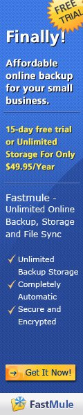 Fastmule Unlimited Onlice Bakcup, Storage & File S