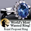 Royal Proposal Ring at Stauer.com